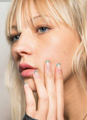 26 Simple and Amazing Nail Ideas for 2020 Spring 7