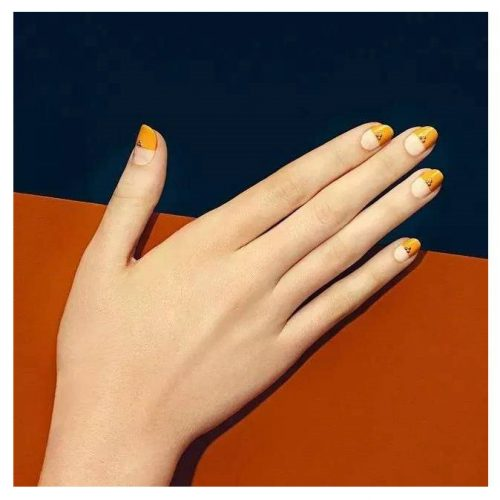 26 Simple and Amazing Nail Ideas for 2020 Spring 8