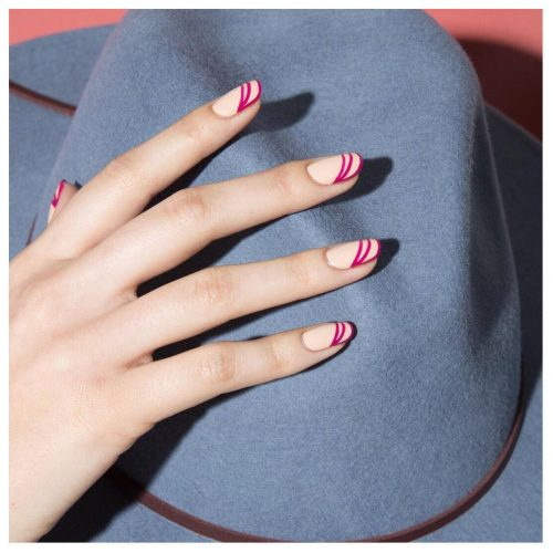 26 Simple and Amazing Nail Ideas for 2020 Spring 9