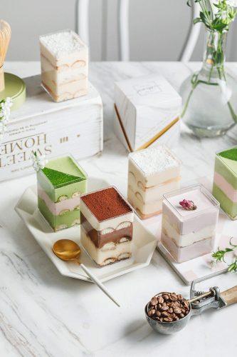 24 Desserts Girls Love The Best Of All Time - 4 Flavors Tiramisu