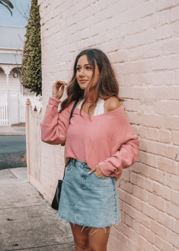 28 Cute Spring Outfit Ideas for Lovly You