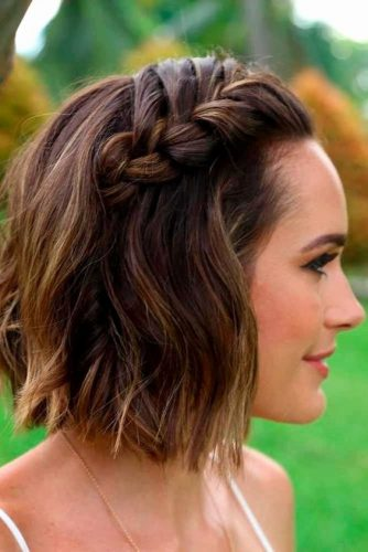 30 Fresh And Simple Hairstyles TO Copy In The Spring