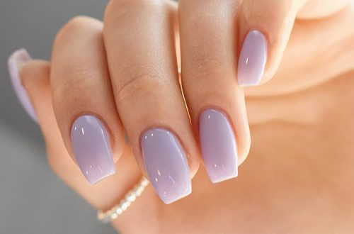 30 Simple Nail Designs Easy to Make at Home Suit 2020 Spring