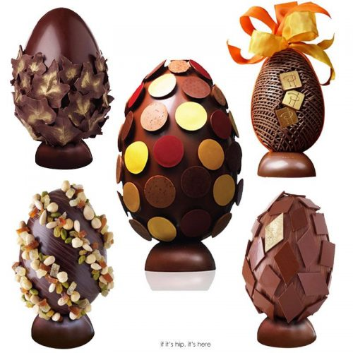 24 Chocolate Easter Eggs You May Love to Serve at Easter Brunch