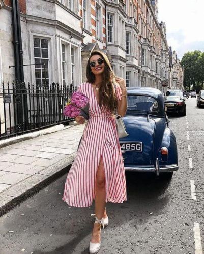 25 Attractive Dress Outfits Suit This Spring Perfectly