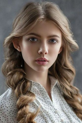 40 Fresh Adorable Hairstyles You Might Try for Spring
