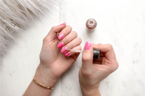 40 Perfect Pure Color Nail Ideas to Manicure at Home