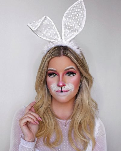 42 Lovely Easter Makeup to Try This Easter